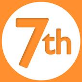 7th icon