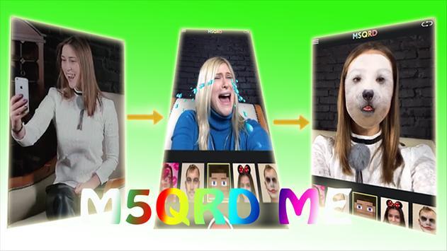 Effects Videos for MSQRD ME apk screenshot