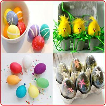 Egg Decorating Ideas poster