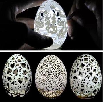 egg shell Craft Ideas screenshot 1