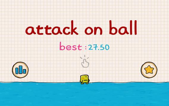 Attack on Ball syot layar 5