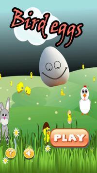 Egg plane poster