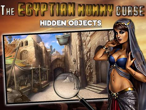 The Egyptian Mummy Curse poster