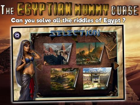The Egyptian Mummy Curse screenshot 1