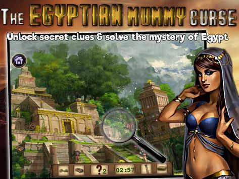 The Egyptian Mummy Curse screenshot 4