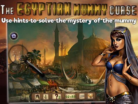 The Egyptian Mummy Curse screenshot 7