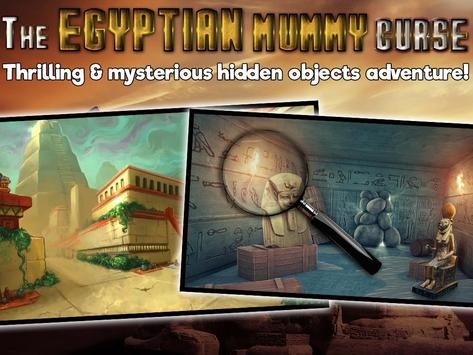 The Egyptian Mummy Curse screenshot 8