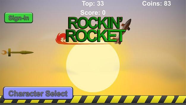 Rockin' Rocket poster