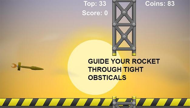 Rockin' Rocket screenshot 1