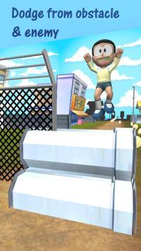 3D Nerd Boy Nobi Subway Run and Dash screenshot 11