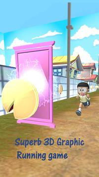 3D Nerd Boy Nobi Subway Run and Dash screenshot 6