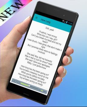 How Long - (Charlie Puth) New Song and Lyrics 2017 screenshot 2