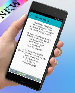 Mc Dede-Nuevas Musica y Letras (Chacoalha na Agua) apk screenshot