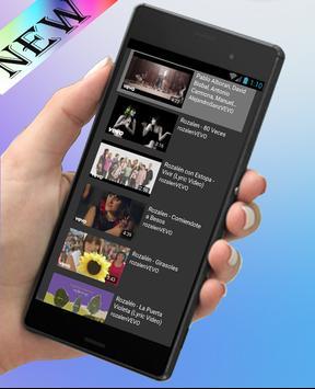 MariaRozalen-NovedadesMusicales(La Puerta Violeta) apk screenshot