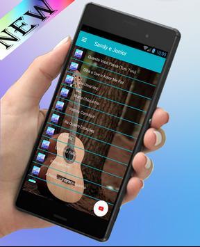 Sandy y Junior - Musica (Olha o Que o Amor Me Faz) screenshot 1