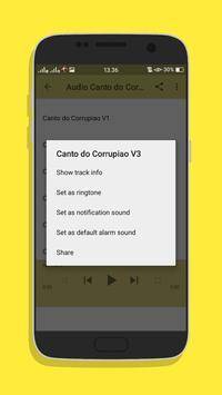 Canto do Corrupiao Mateiro Top screenshot 4