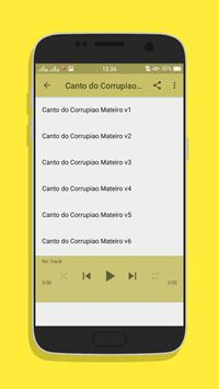 Canto do Corrupiao Mateiro Top screenshot 3