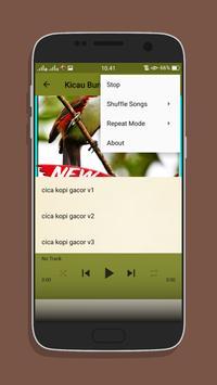 Kicau Burung Cucak Kopi Top screenshot 5