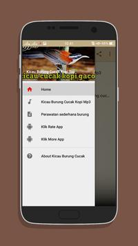 Kicau Burung Cucak Kopi Top screenshot 1