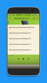 Kicau Burung Cucak Lengkap Mp3 screenshot 4