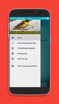 Kicau Burung Manyar Top Mp3 screenshot 1