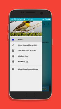 Kicau Burung Manyar Top Mp3 screenshot 1