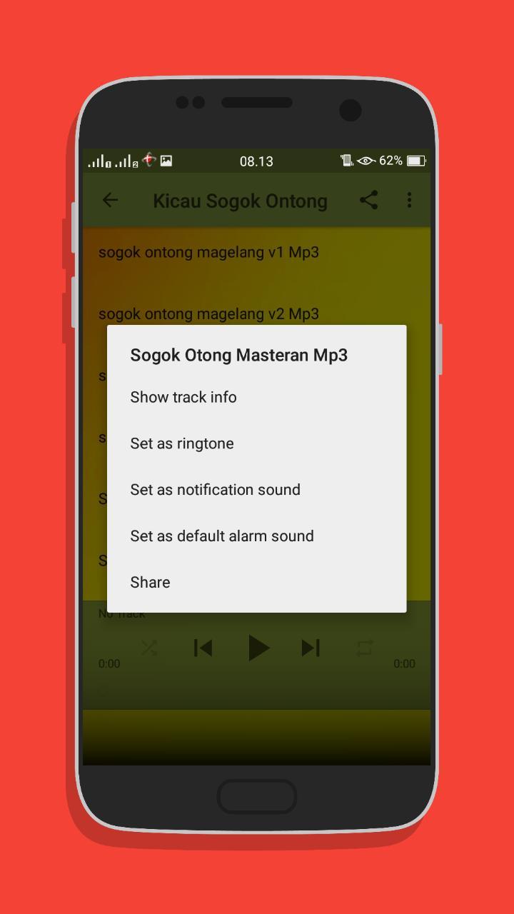 Kicau Burung Sogok Ontong Mp3 For Android Apk Download