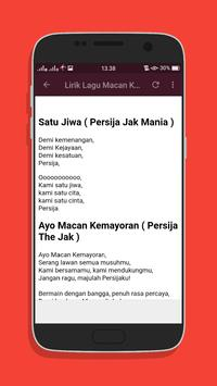 Yel Yel Suporter Indonesia screenshot 4