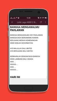 Yel Yel Suporter Indonesia screenshot 5