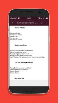 Yel Yel Suporter Indonesia screenshot 6