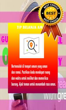 Guide OLX For Buy And Sell Tip 2018 poster