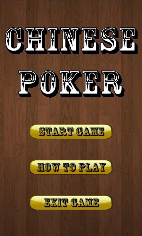 Tiến lên chinese poker danh bai tien len mien nam hong kong poker.