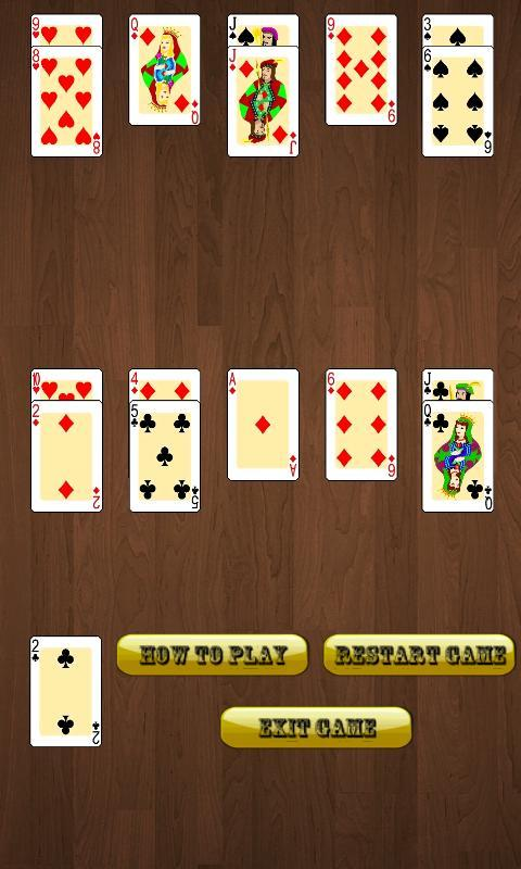 Open face chinese poker free for android apk download.