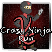 Crazy Ninja Run icon