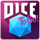Dice To Go: Tabletop RPG Roller icon