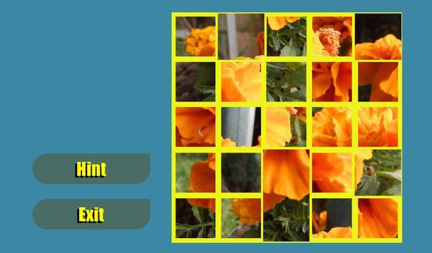 Flower Shuffle apk screenshot