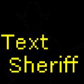 Text Sheriff icon