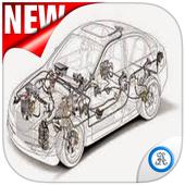 Electrical Car Engine 2018 icon