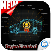 Electrical Engine icon