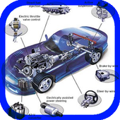 Electrical Wiring Car icon