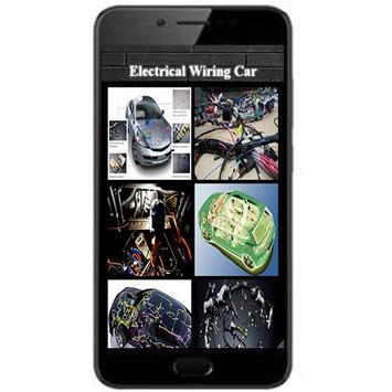 Electrical Wiring Car poster