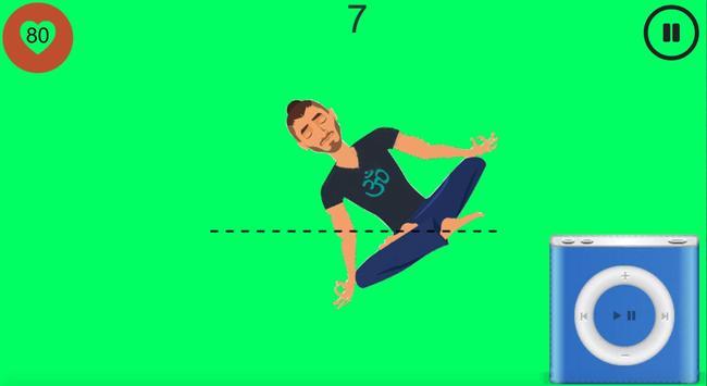 Yoga Rush apk screenshot