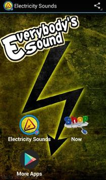 Electricity Sounds poster