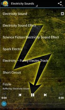 Electricity Sounds apk screenshot