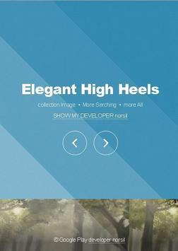 Elegant High Heels poster