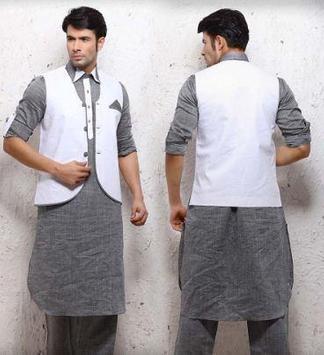 Elegant Men Shalwar Kameez poster