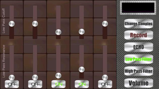 DJ Dubstep Music Maker Pad screenshot 2