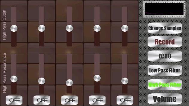 DJ Dubstep Music Maker Pad screenshot 4