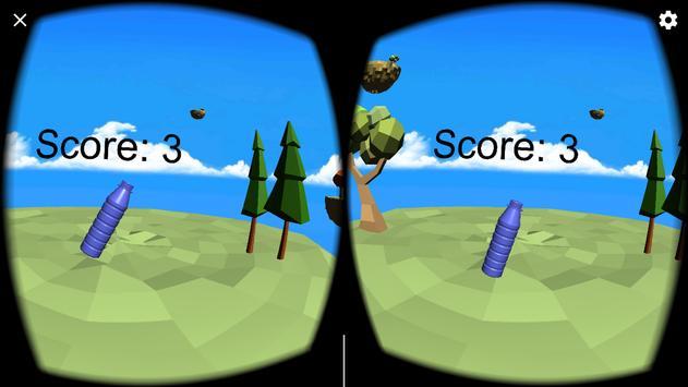 VR Water Bottle Flip apk screenshot
