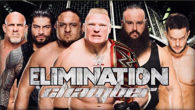 Elimination Chamber – WWE Elimination Chamber poster